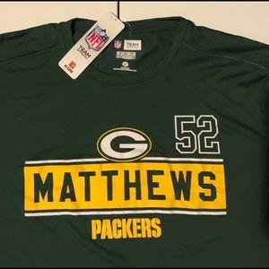 Men's Green Bay Packers Matthews tee